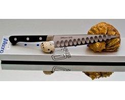 Универсальный нож Misono UX10 Steel с проточкой Petty 150 мм.