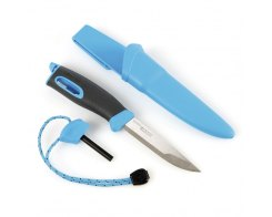 Нож с огнивом Mora Light My Fire Blue