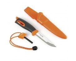 Нож с огнивом Mora Light My Fire Orange