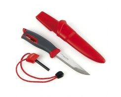 Нож с огнивом Mora Light My Fire Red