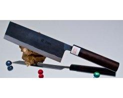 Кухонный нож для шинковки Moritaka A2 Nakiri 150 мм