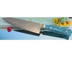 Кухонный поварской нож Hiroo Itou HI-1124, 180 мм