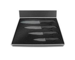 Набор керамических ножей Hatamoto HP08B-4