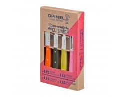 """Набор ножей Opinel """"Les Essentiels"""", нержавеющая сталь, цветные"""