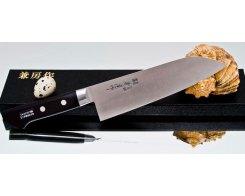 Кухонный нож Сантоку Fujiwara Kanefusa FKH FKH-3 Santoku 180 мм.
