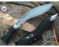 Кукри нож Nepal Kukri House 8'' Mini Raw Unpolish (Trekkers)