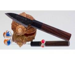 Нож для чистки овощей и фруктов Takeda Hocho AS, MiniPetty 100 мм.