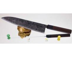 Поварской нож Takeda Hocho AS, Sasanoha 180 мм.
