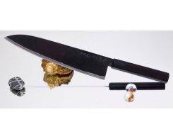 Поварской нож Takeda Hocho NAS, Sasanoha 240 мм.