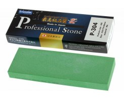 Водный точильный камень Naniwa Professional Stone P-304, 400 grit, 210 мм х 70 мм х 20 мм
