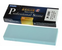 Водный точильный камень Naniwa Professional Stone P-390, 10000 grit, 210 мм х 70 мм х 20 мм