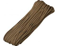 Паракорд 550 коричневый Atwood Rope MFG RG027 (30 м.)