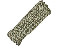 Паракорд 550 оливково-серый камуфляж Atwood Rope MFG RG022 (30 м.)