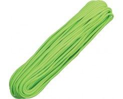 Паракорд 550 зелёный неон Atwood Rope MFG RG009H (30 м.)