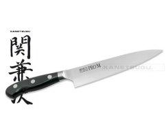 Универсальный кухонный поварской нож Kanetsugu Pro-M 7004, 18 см.