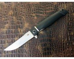 Складной нож Reptilian Карат-02 черный