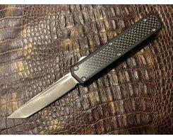 Нож выкидной фронтального выброса Reptilian LLKB305