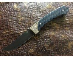 Складной нож Reptilian Пчак-1 blue