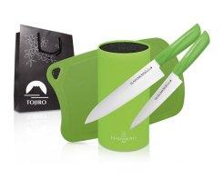Набор ножей Hatamoto SET-SHB Steel Color