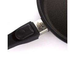Сковорода AMT I-424, d 24 см, h 5 см, для индукционных плит