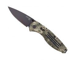 Складной нож SOG  AE-06 Aegis Digi Camo