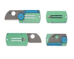 Складной нож Spyderco DogTag Folder C188ALTIP