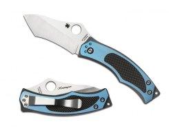 Складной нож Spyderco Vrango C201TIBLP