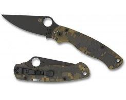 Складной нож Spyderco Para Military 2 C81GPCMOBK2