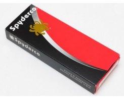 Складной нож Spyderco Endura 4 Lightweight C10FPSBKBL, 97 мм