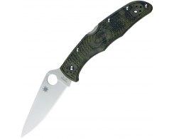 Складной нож Spyderco Endura 4, C10ZFGR Zome Green