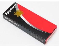Нож складной Spyderco Endura 4  SC10PSBK Black FRN Handle