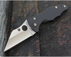 Складной нож Spyderco Yojimbo 2 SC85CFP2 , CPM-S90V
