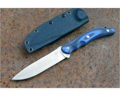 Туристический нож Steelclaw Бастион bastion blue -black