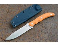 Туристический нож Steelclaw Бастион bastion orange