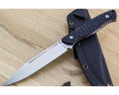 Туристический нож Steelclaw Базальт blue-black