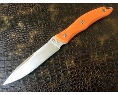 Нож для охоты Steelclaw Галс orange