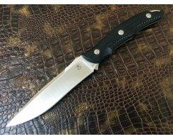 Туристический нож Steelclaw Каскад black