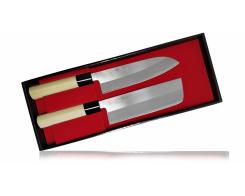 Подарочный набор японских кухонных ножей TOJIRO GIFTSET FG-7700
