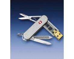 Карманный складной нож Victorinox 0.6021.26 2 Gb c flash память
