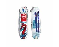 Складной нож Victorinox 0.6223.L2008 ski race