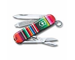 Складной нож Victorinox 0.6223.L2101 Mexican Zarape, 7 функций