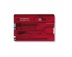 Маникюрный набор «Швейцарская карточка» Victorinox 0.7100.T Classic