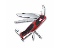 Складной нож Victorinox 0.9563.C RangerGrip 55, 12 функций