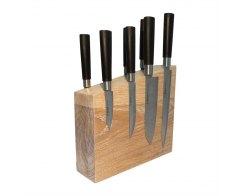 Магнитная подставка под ножи Woodinhome KS004SOW 26х24х7,5 см.