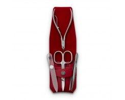 Набор маникюрный 4 предмета в кожаном футляре Wuesthof Manicure sets 9127-1