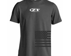 Футболка серая Zero Tolerance размер L SHIRTZT182L